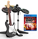 Rock Band 4 Band-in-a-Box Bundle - PlayStation 4 (Certified Refurbished)