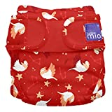 Bambino Mio, Miosoft Reusable Nappy Cover, Starry Night, Size 2 (9kg+)