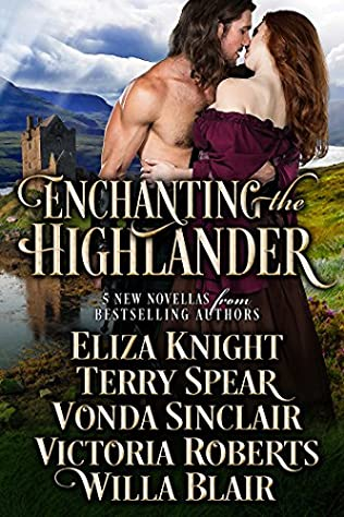 book cover of Enchanting the Highlander
