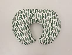 Nursing Pillow Cover - Green Trees