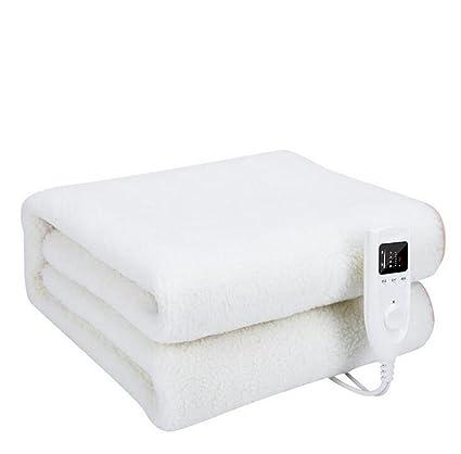 W-ONLY YOU-J Calienta camas Manta eléctrica dormitorio de estudiantes de seguridad cama