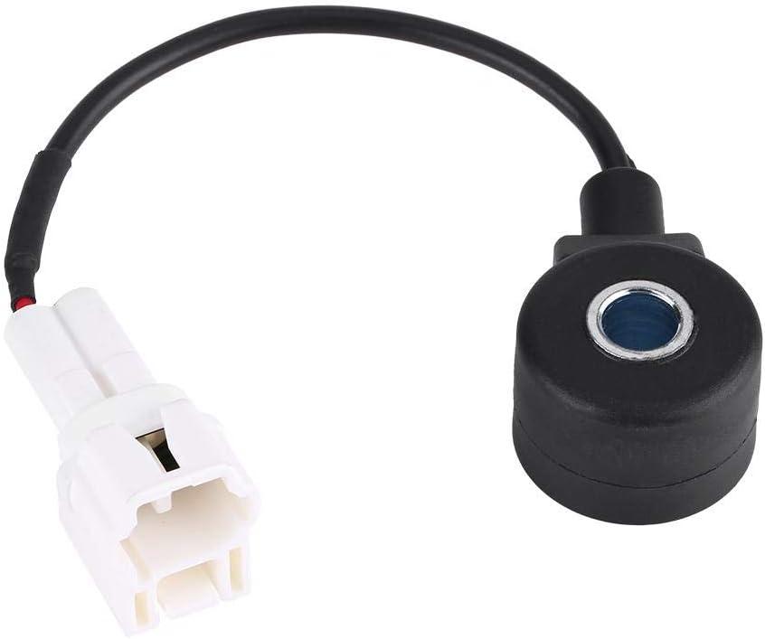 Qiilu Knock Sensor Wiring Harness Kit for Subaru Legacy 1997-1999 Impreza 1996-1998 Forester 1998 Front 22060-AA061
