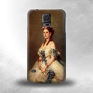 Hu Xiao Alexandra Princess of Wales - Samsung Galaxy S5 HY3qKdecy9X i9600 Back Cover case cover - Full Wrap Design