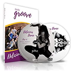 The Body Groove Delicious Dance Collection includes...  Workout 1 (7 routines - 39 minutes)  Workout 2 (6 routines - 28 minutes)  Workout 3 (6 routines - 27 minutes)PLUS You'll also get 2 free bonus workouts:  Stretch and Flex (7 routines - 3...