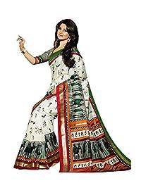 Ethnicfashionista Bhagalpuri Silk Designer Saree SVIP12501