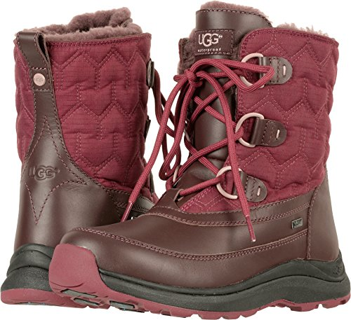 UGG Women's Lachlan Winter Boot, Cordovan, 12 M US by UGG