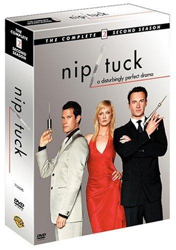 [DVD]NIP/TUCK -マイアミ整形外科医- (セカンド・シーズン) コレクターズ・ボックス [DVD]