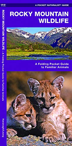 ife: A Folding Pocket Guide to Familiar Animals (Pocket Naturalist Guides) ()