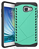 Galaxy A5 [2016] Case, Cocomii® [HEAVY DUTY] Shield Case *NEW* [ULTRA VULCAN ARMOR] Premium Shockproof Cushion Bumper [MILITARY DEFENDER] Full-body Rugged Dual Layer Hybrid Cover (Green) ★★★★★