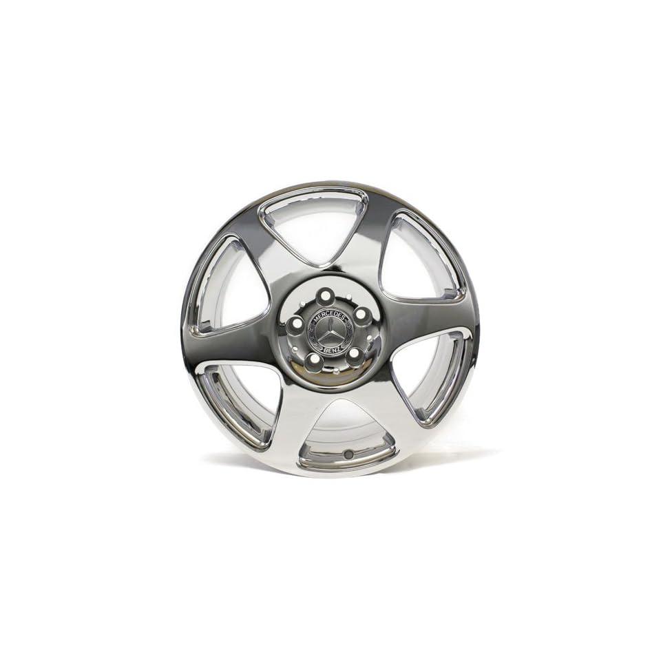 17 Inch Wheels Mercedes Benz Ml Class Chrome Factory Oem # 65249 Set of 4