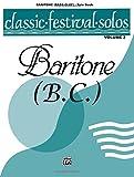 Classic Festival Solos (Baritone B.C. - Solo Book) Volume 2