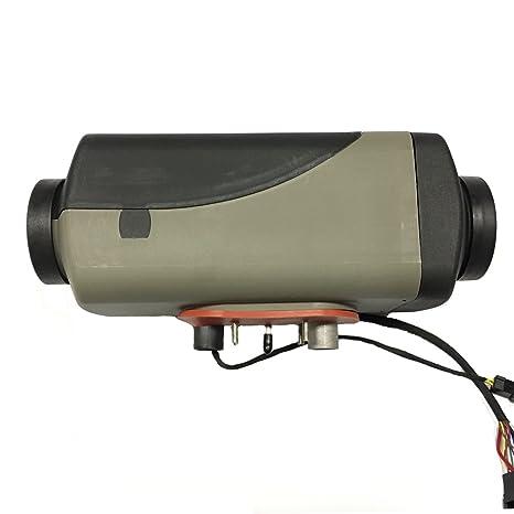 newhigh 3 kW 12 V aire diesel calentador de aparcamiento similar a Webasto con el controlador