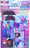 Dreamwork's Home Children's School Supplies 11 Pc Value Review and Comparison