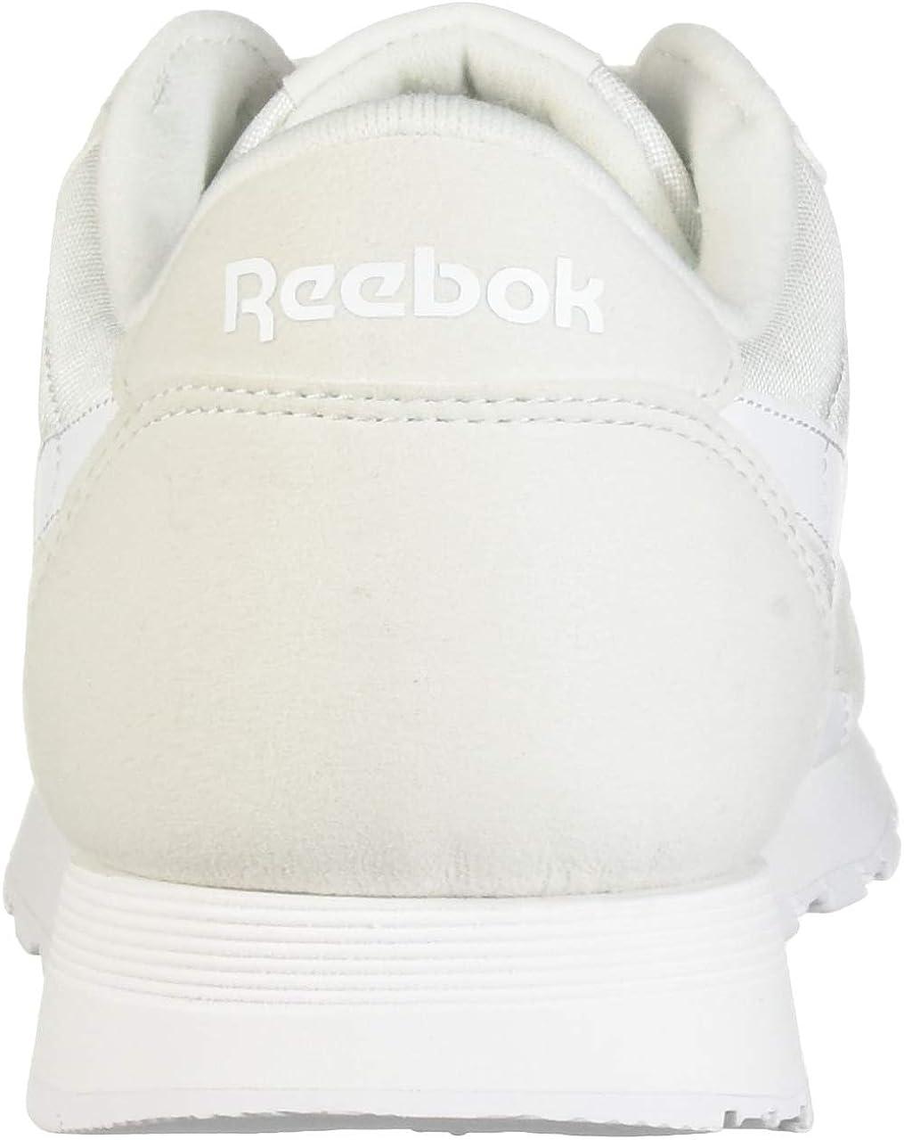 Reebok Lifestyle Herren Classic Nylon Color Grau Weiß