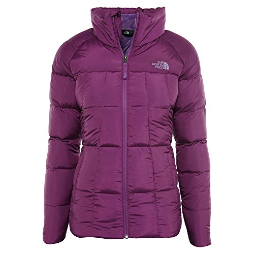 The North Face Kids Aconcagua Down Jacket Little Kids/Big Kids Wood Violet Girl's Coat by The North Face