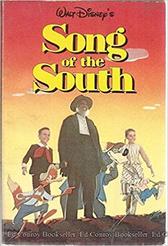 walt disney s song of the south victoria crenson 9780816708888