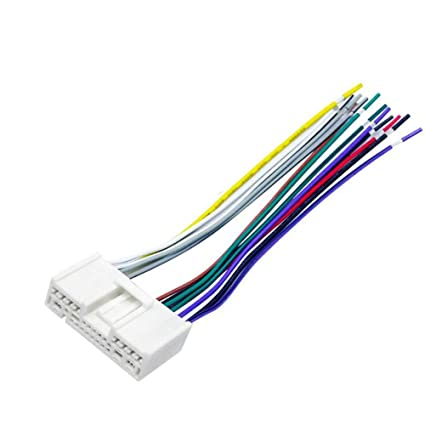 Amazon.com: Environment Car Audio Stereo Wiring Harness ... on