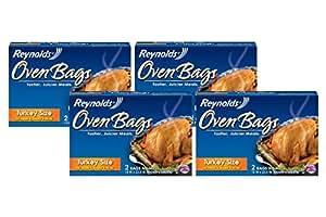 Amazon.com: Reynolds, bolsas para horno Nylon 510 (paquete ...