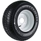 Loadstar Tires 3H200 165/65-8 c/4h wh k399 loadstar