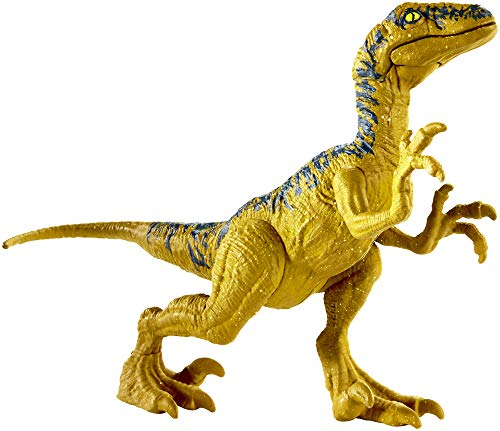 Jurassic World Attack Pack Velociraptor Delta