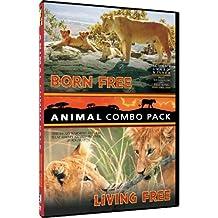 Animal Combo Pack - Born Free/Living Free