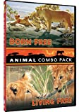 Animal Combo Pack - Born Free/Living Free
