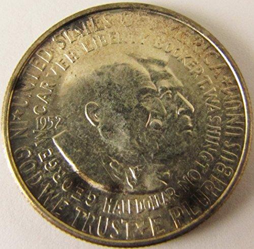 1952 Carver/Washington Commemorative Half Dollar Extremely Fine ()