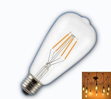 Led Leuchtmittel E27 Sockel Vintage Led Led Leuchtmittel 4 W Warm