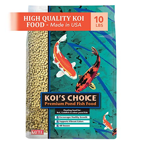 Kaytee Koi Fish Food, Special Ecommerce Pack, 10 Ib