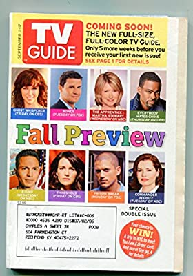 TV Guide-September 11-17-2005-Kentucky Edition