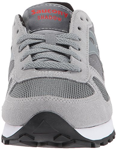 Original Baskets Homme Shadow Noir Saucony Basses Grigio wqCpIS
