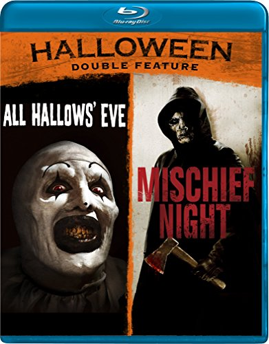 Halloween Double Feature (All Hallows' Eve, Mischief Night) [Blu-ray] (All Halloween Eve Movie)