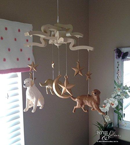 golden-retriever-dog-childrens-mobile-golden-retriever-dog-baby-mobile-emma-the-golden-retriever-han