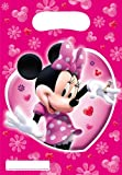 Minnie Mouse Party Bags (Pack Of 6)