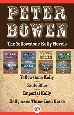 book cover of The Yellowstone Kelly Novels