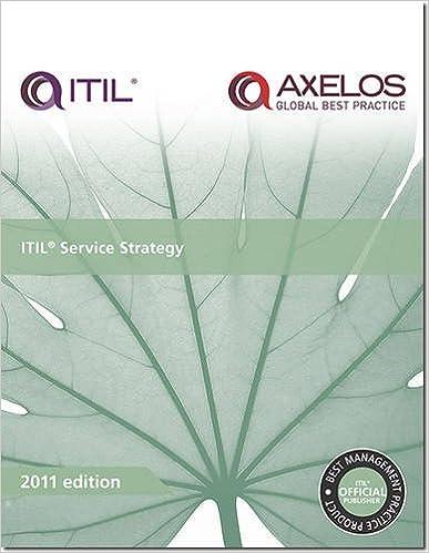 Itil v3 strategy pdf service ogc