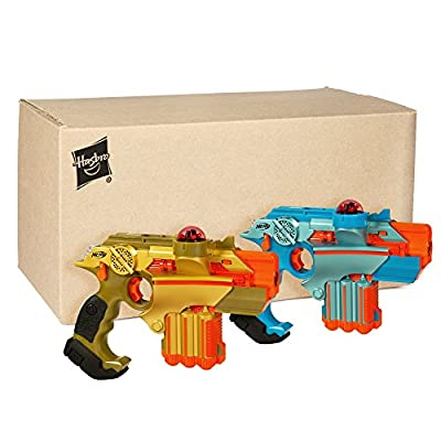Nerf Lazer Tag Phoenix LTX Tagger 2-Pack by Hasbro - Import