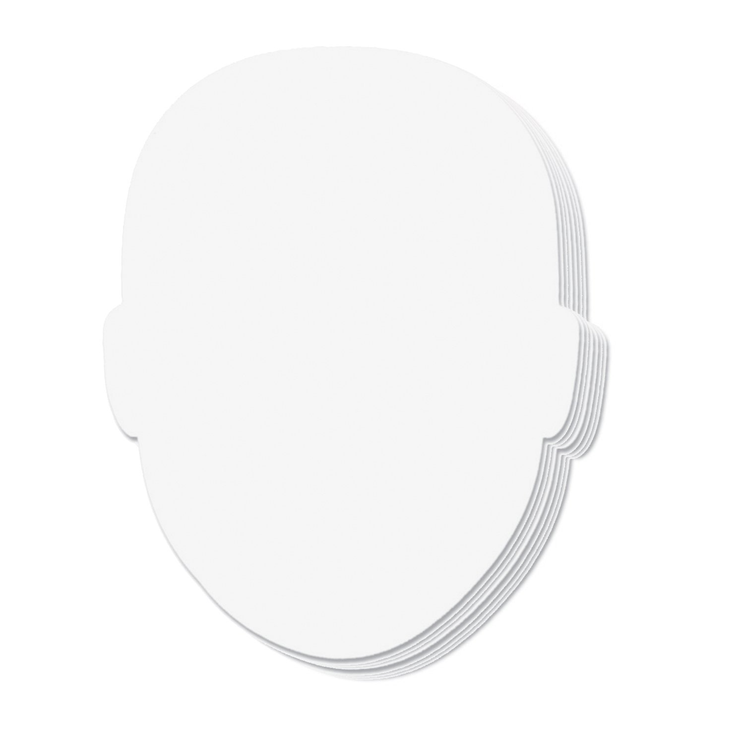 Pacon Face Whiteboard (4 Piece) by Pacon (Image #1)