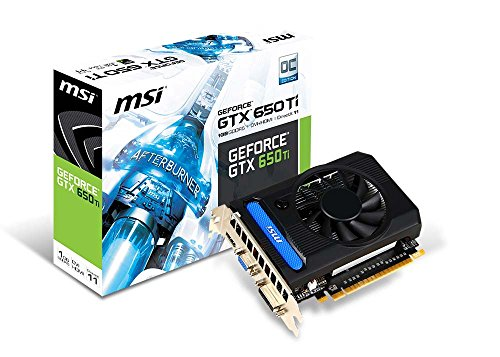 Photo - MSI GeForce GTX 650 Ti Graphics Cards N650Ti-1GD5/OCV4