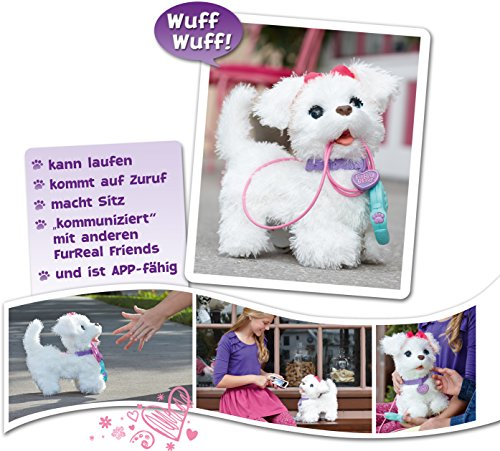 Furreal Friends Gogo My Walkin' Pup Soft Toy by Hasbro (Image #2)