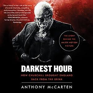 Darkest Hour Hörbuch