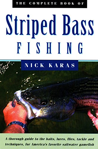 (The Complete Book of Striped Bass Fishing)