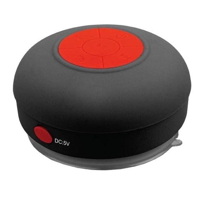 Review Supersonic Bluetooth Waterproof Speaker-BlK