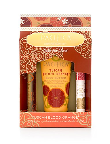 Pacifica Tuscan Blood Orange Take Me There Set