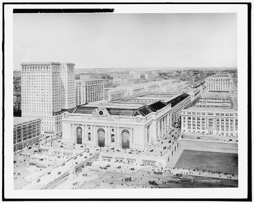 Photo: Grand Central Terminal,railroad stations,buildings,streets,New - Sell Oakleys Stores That