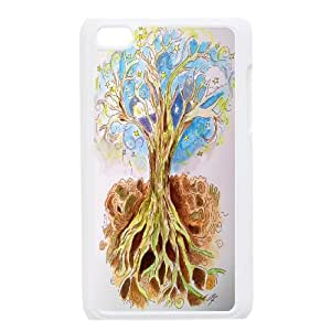 Love Tree Hard Back Shell Case Cover Skin for iPod Touch 4 Case ATR034493