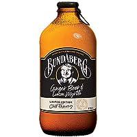Bundaberg Ginger Beer & Lemon Myrtle, 12 x 375 ml, Ginger
