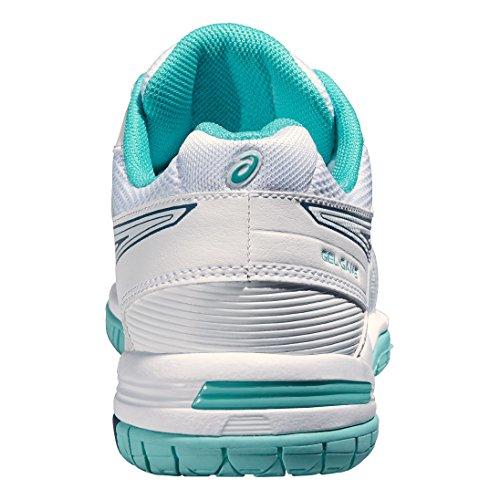 Asics Gel De Tennis Blue Femme Chaussures game 5 8Orqnwa8