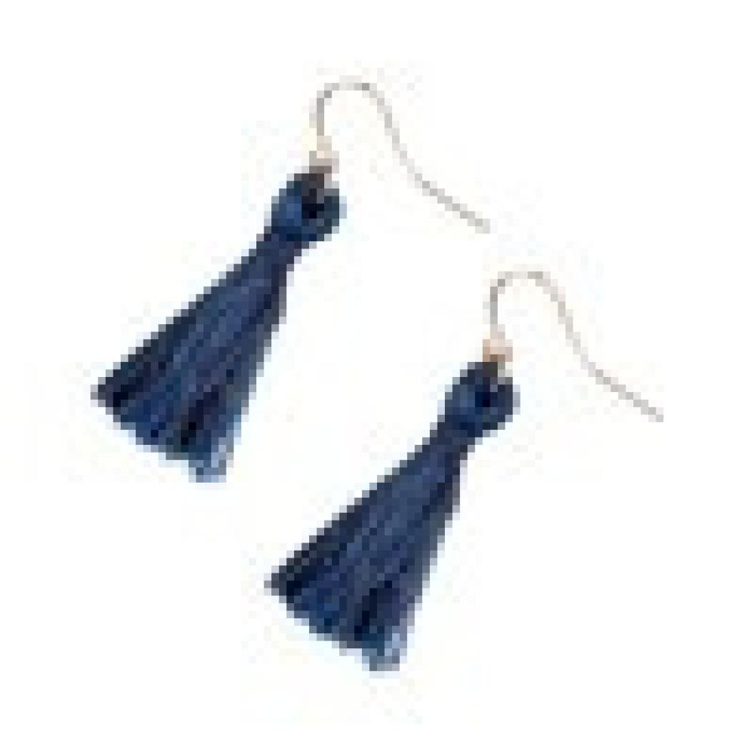 3e5b2268278 Amazon.com  Beuu Tassel Hook Earrings Bohemian Women Long Fringe Dangle  Women S Fashion Stud Elegant Silver Classics Pearl Dangle Gold Vintage  Necklace ...