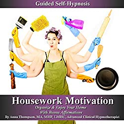 Housework Motivation Guided Self-Hypnosis
